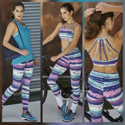 linha fitness super confortável