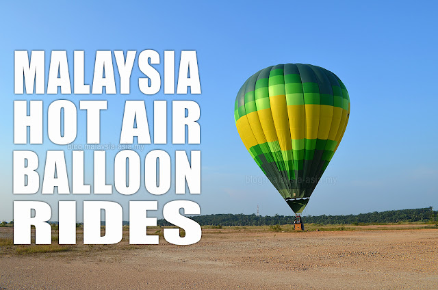 Malaysia Hot Air Balloon Rides