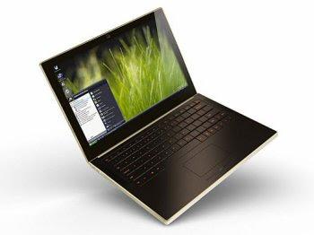 Gigabyte T1132N Notebook Cando Touchscreen Power Saving