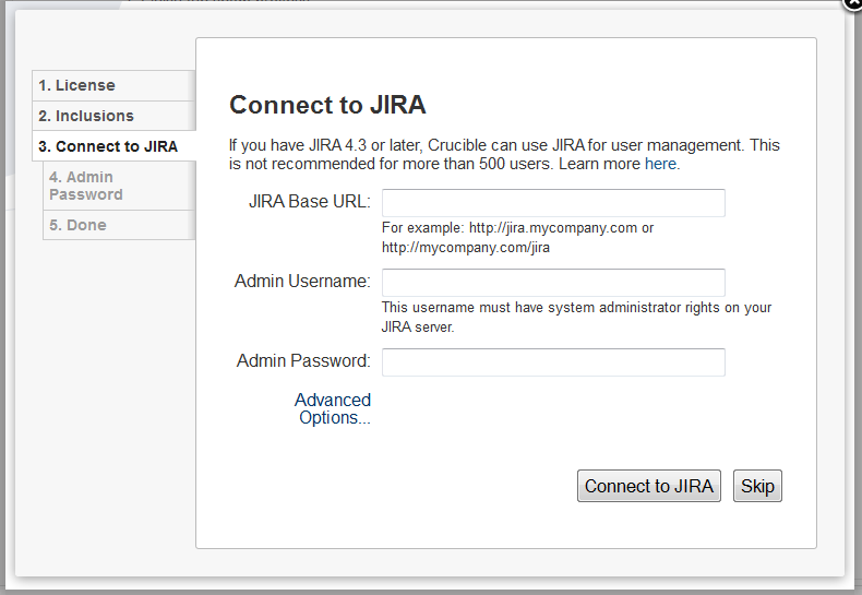Ozer Erturk: JIRA+FishEye+GIT+Crucible Integration