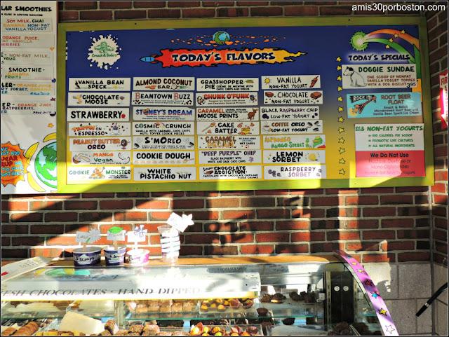 Rutas por las Heladerías: Emack & Bolio's