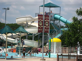 Durango Texas Going To Hurst To The Chisholm Aquatic