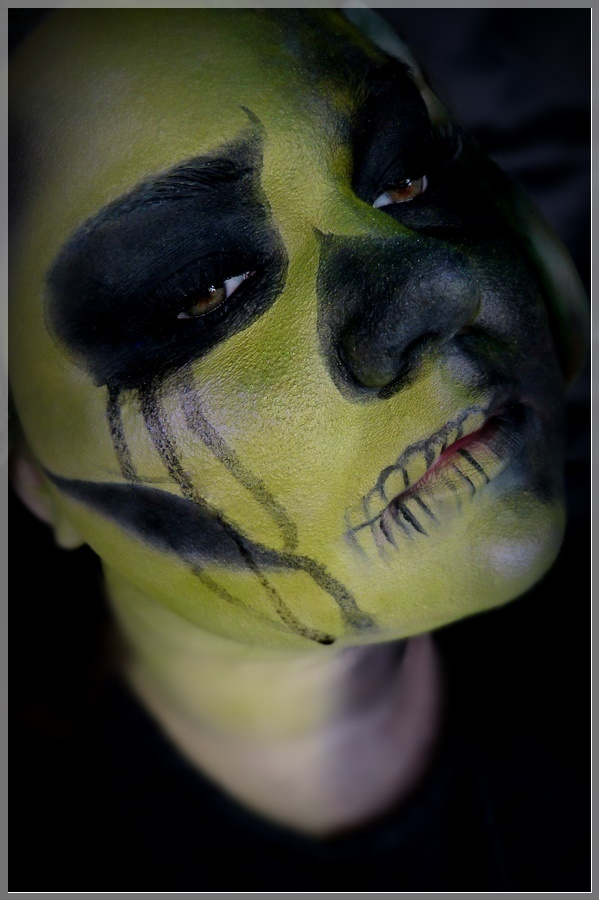 Morsmordre Makeup