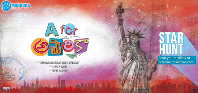 A For America Telugu Movie