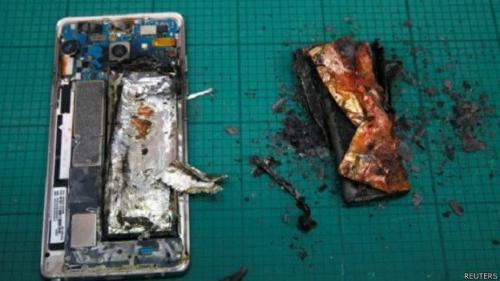 Kian Banyak Penerbangan Larang Samsung Galaxy 7