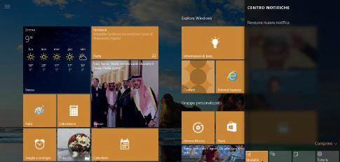 Continuum: novità in Windows 10
