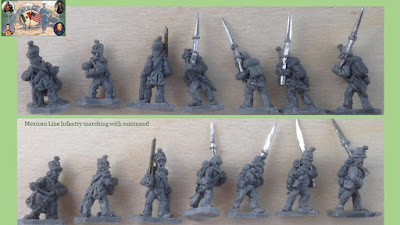 MAWMX1 Mexican Line Infantry