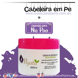 Leave in Defrizante Amor Crescido - Nyata (No Poo)
