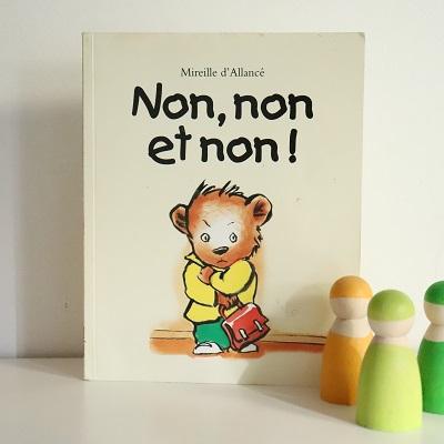 livre Non, non et non !