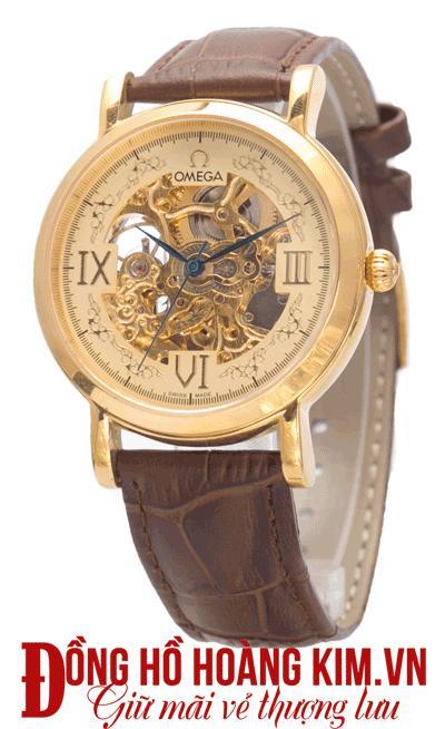 đồng hồ nam omega mới cao cấp
