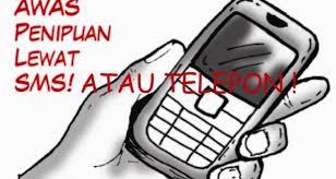 Cara Melaporkan Nomor Telpon Atau Handphone Yang Digunakan Untuk