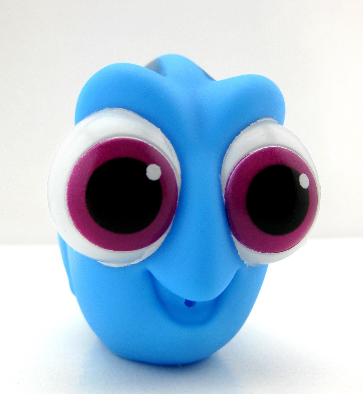 dan the pixar fan finding dory bath squirters wave 2