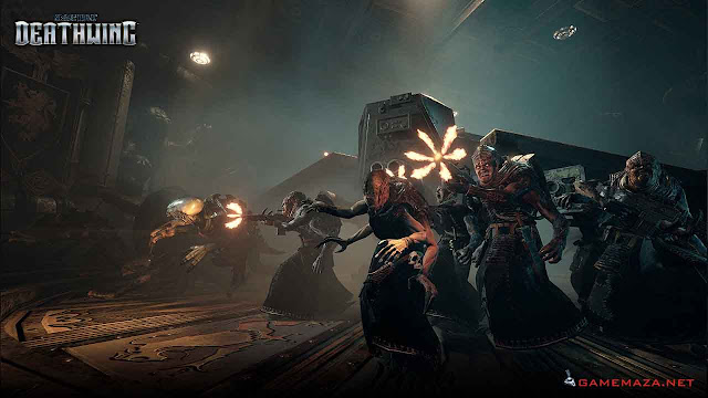 Space Hulk Deathwing Gameplay Screenshot 4