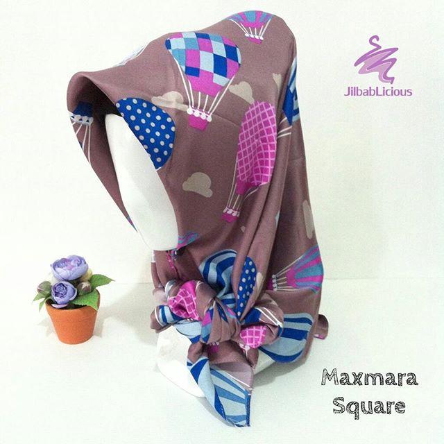 Jilbab Murah Maxmara Square