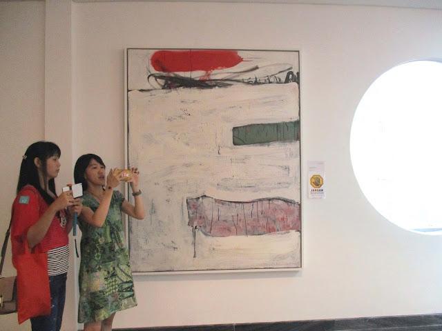 koleksi lukisan museum tumurun