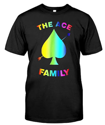 The Ace Family T Shirts Hoodie Sweatshirt