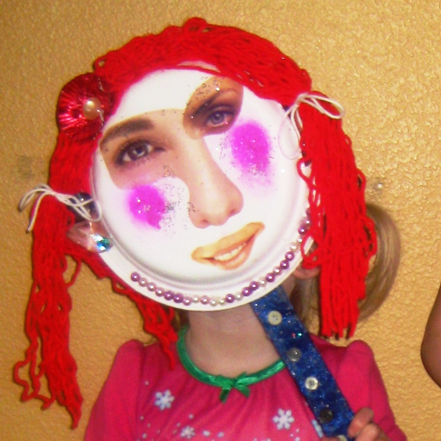 Crafts With Paper Plates