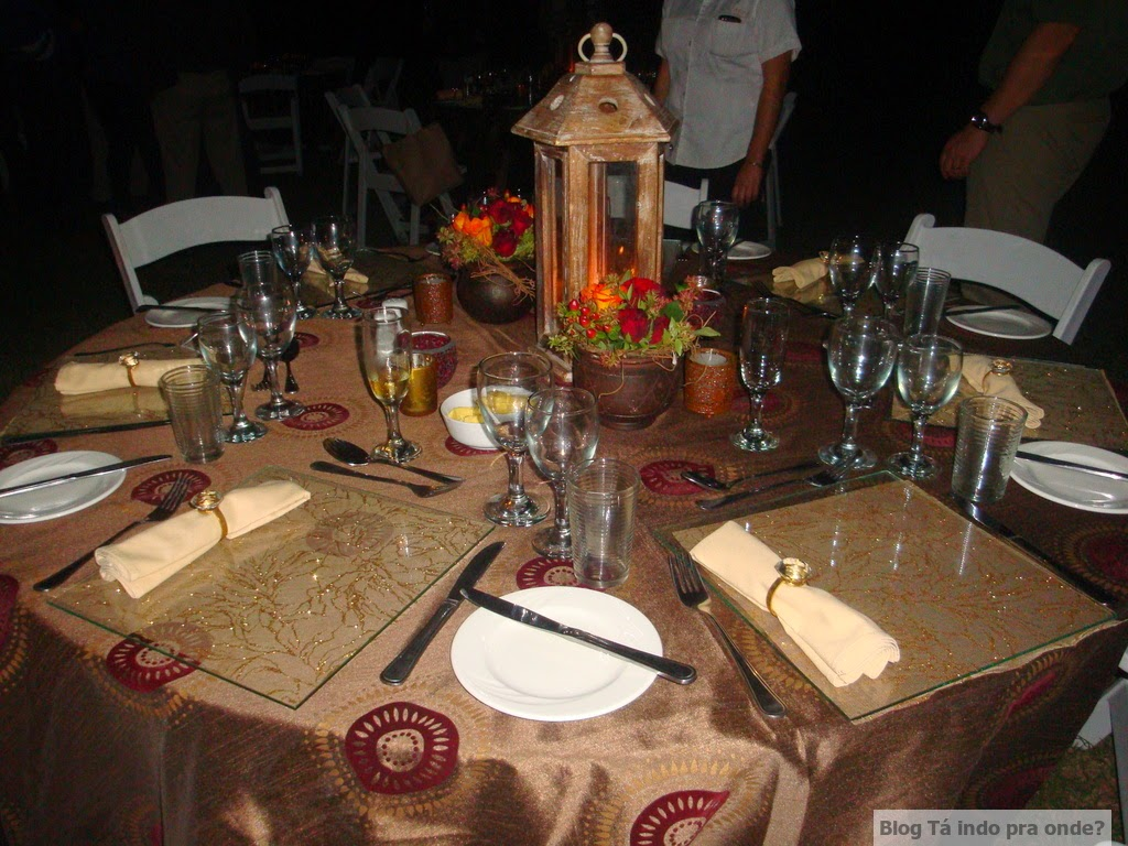 Boma Dinner - Shamwari Game Reserve