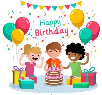 25 Contoh Undangan Ulang Tahun Anak Menarik Dan Lucu Contohtext