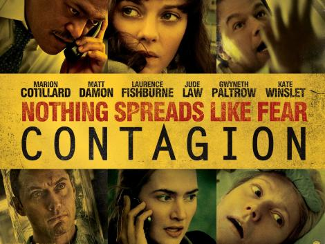 HB's Movie Mania: CONTAGION-Nothing spreads like Fear!!