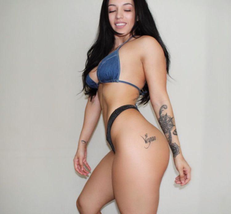 Bianca Taylor Vegan Fitness Coach