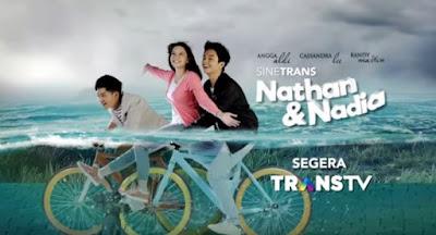 Biodata Pemain Nathan Dan Nadia