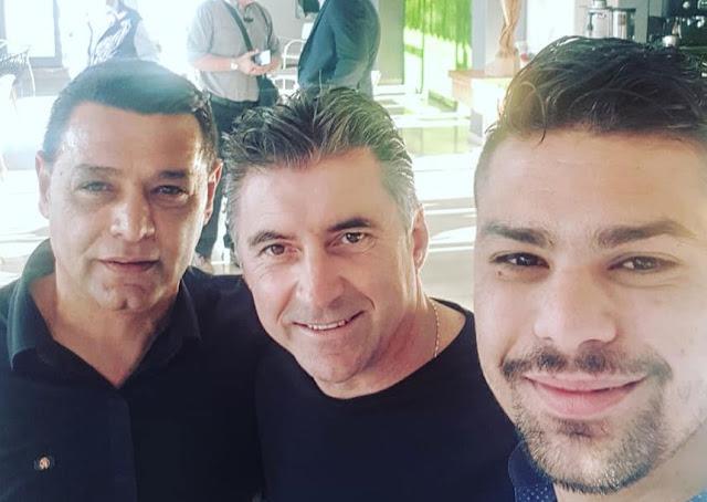 """Στο """"Αθλητικό Πολιτιστικό Cafe"""" του Ναυπλίου ο Θοδωρής Ζαγοράκης"""