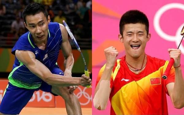 Final Tunggal Putra Badminton Olimpiade 2016