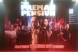 Review Film Preman Pensiun Bersatunya Preman Di Layar Lebar