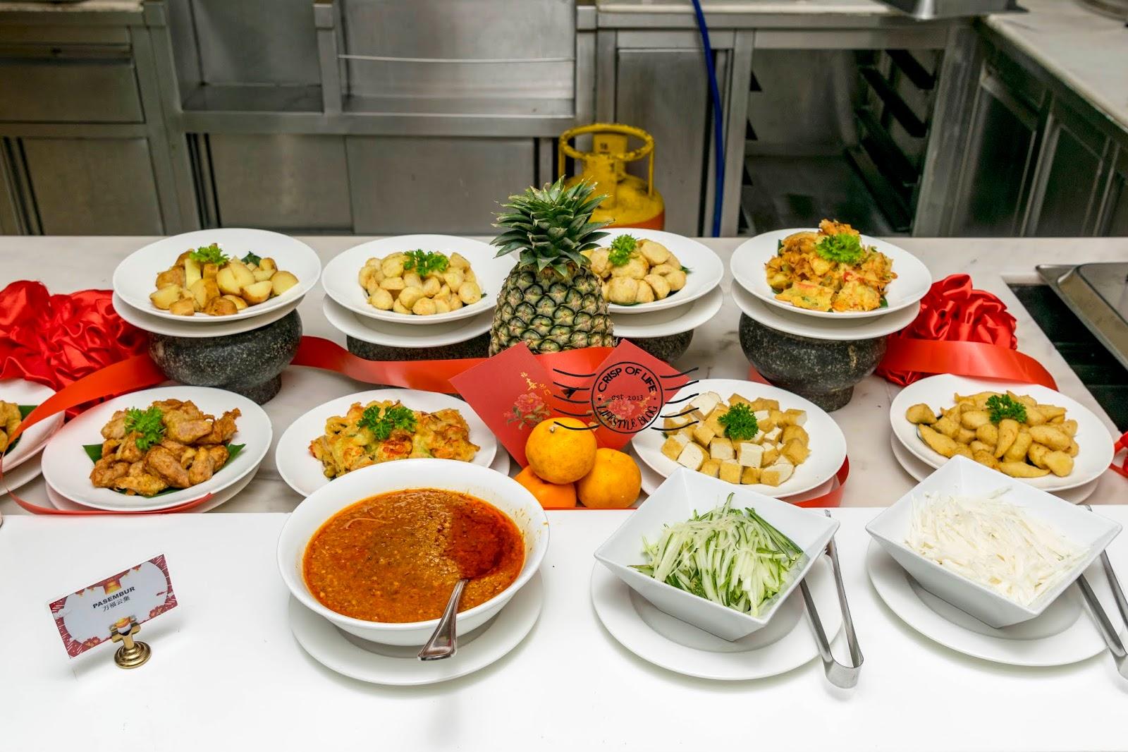Royale Chulan Penang Chinese New Year 2019 Buffet