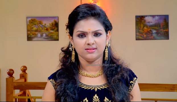 Actress Lekshmi Pradeep as Parvathy in Bhagyajathakam serial on Mazhavil Manorama