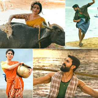 No One Replace Samantha In Rangasthalam Movie