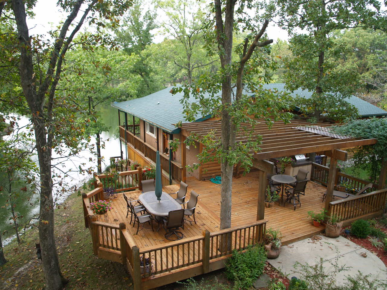 Marvelous Tour Central Illinois Lake Homes 11608 Catatoga Drive Home Interior And Landscaping Pimpapssignezvosmurscom