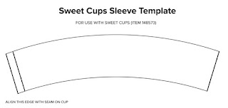 Stampin' Up! Sweet Cup FREE Template PDF Download ~ 2019 Occasions Catalog ~ www.juliedavison.com