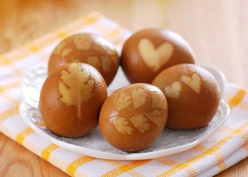 Mẹo luộc trứng ngon và đẹp