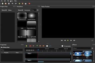 Openshot aplikasi edit video gratis untuk komputer atau laptop