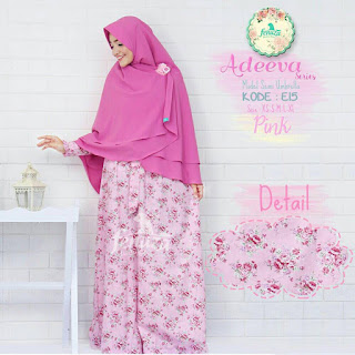 gamis fenuza muslim wear terbaru