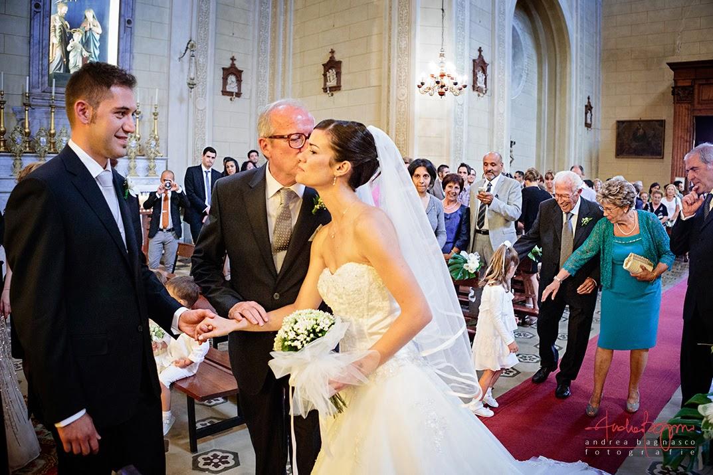 ingresso sposa in chiesa matrimonio Alessandria