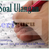 contoh soal agama kelas 1 sd kurikulum 2013 - Galeri Guru