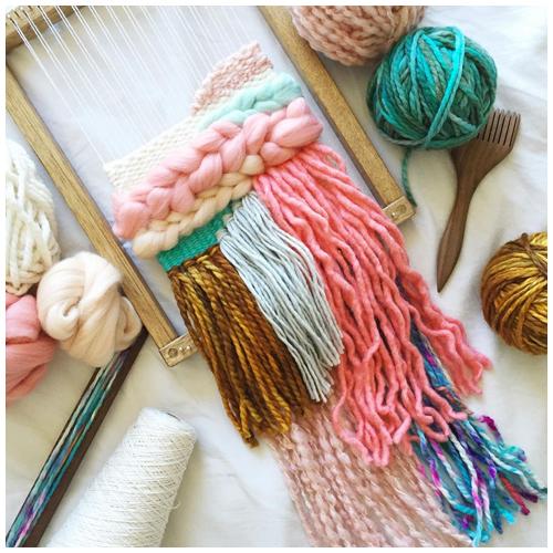 weaving woolandweave