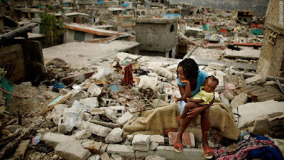 Donations to Haiti haven't been getting to the victims of the Haiti Earthquake disaster?