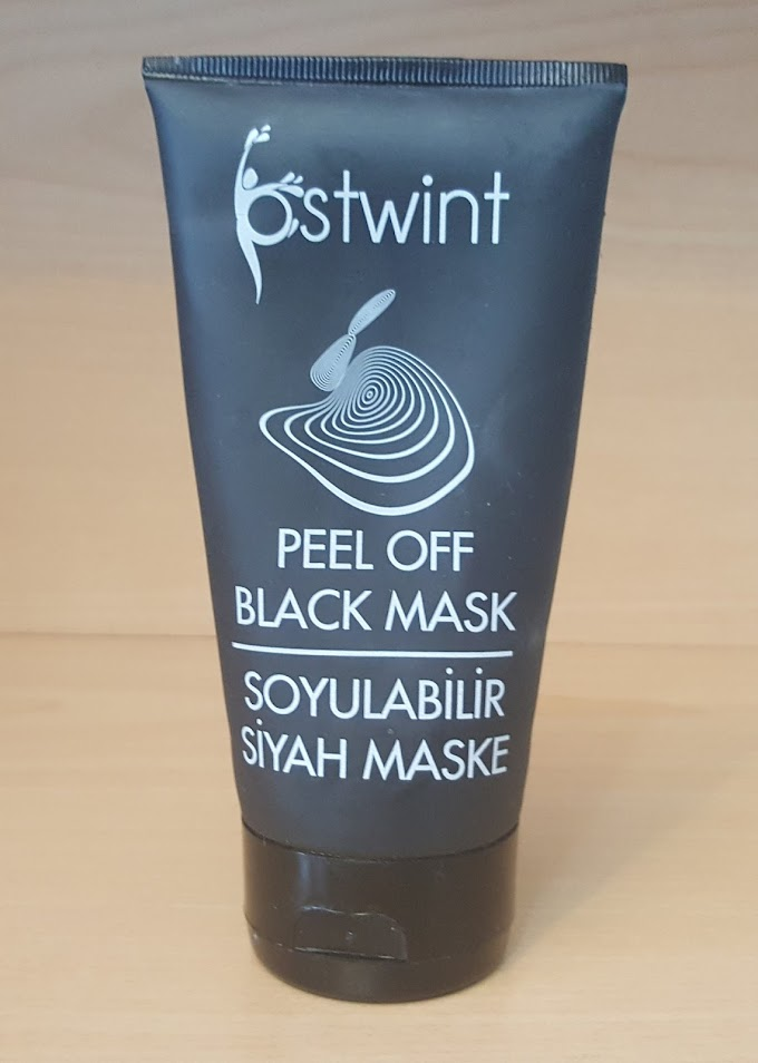 Ostwint Peel Off Black Mask - Soyulabilir Siyah Maske Deneyimim
