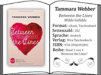 [Rezension] Between the Lines - Wilde Gefühle