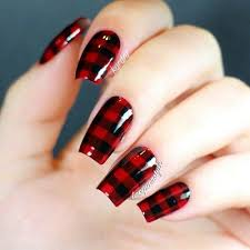 Best nail art blog most popular red nail art designs of 2016 it is most popular and as well as unique design for nail art just use red and black nail polish and male your nails pretty prinsesfo Gallery