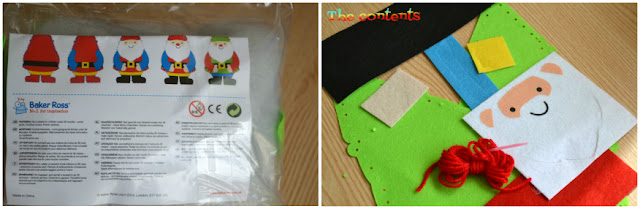 Gnome Cusion Sewing Kits from yellowmoon @ ups and downs, smiles and frowns