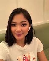 Foto cantik dan biodata Marion Jola Bintang Iklan Susu Jahe Sido Muncul