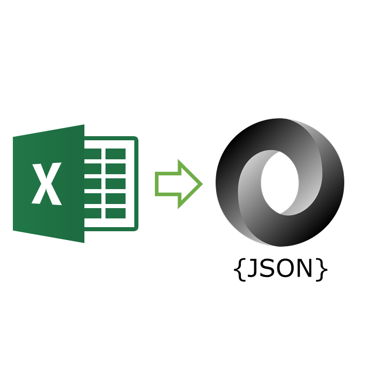 How to convert an Excel Worksheet into a JSON document with C#