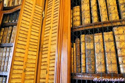 Stiftsbibliothek san gallo
