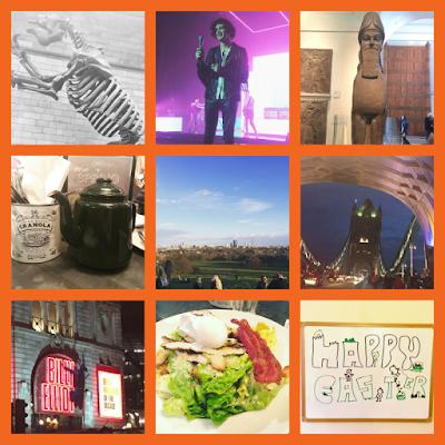 blogger, london, update