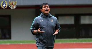 PSSI Tunjuk Kembali Indtra Sjafri Jadi Pelatih Timnas U-19